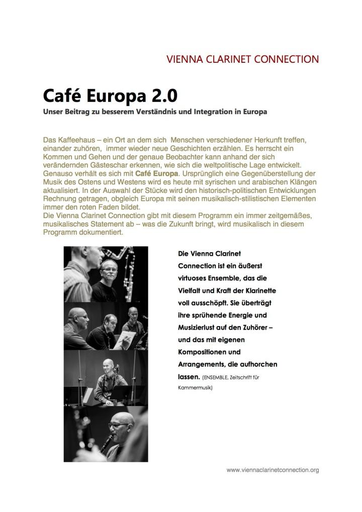 Cafe Europa 2.0