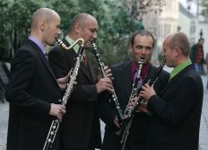 Stadtinitiative Wien: Konzert der vienna clarinet connection