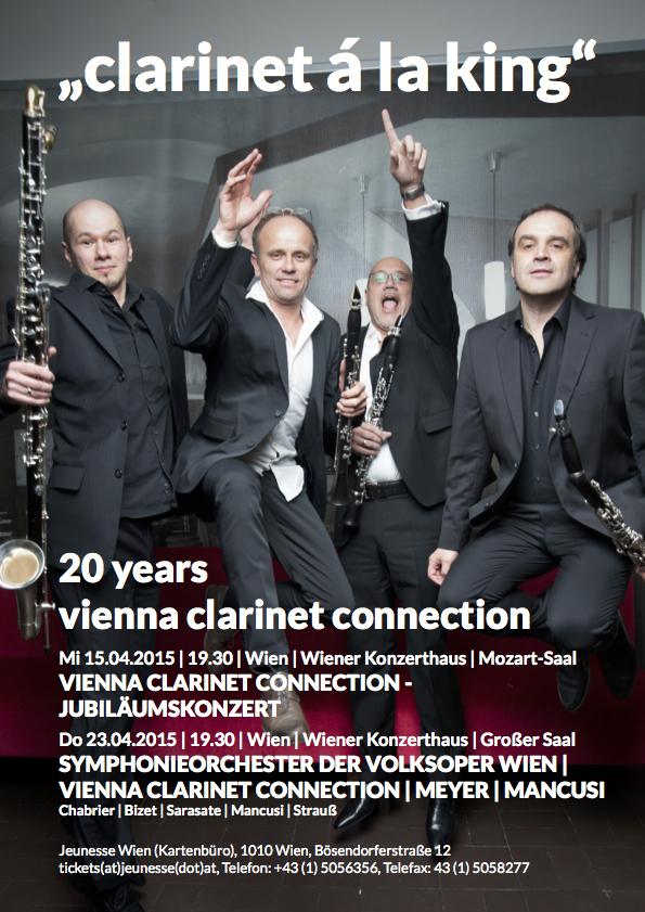 20 Jahre vcc Poster