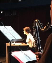 Martina Gedeck und vienna clarinet connection vcc